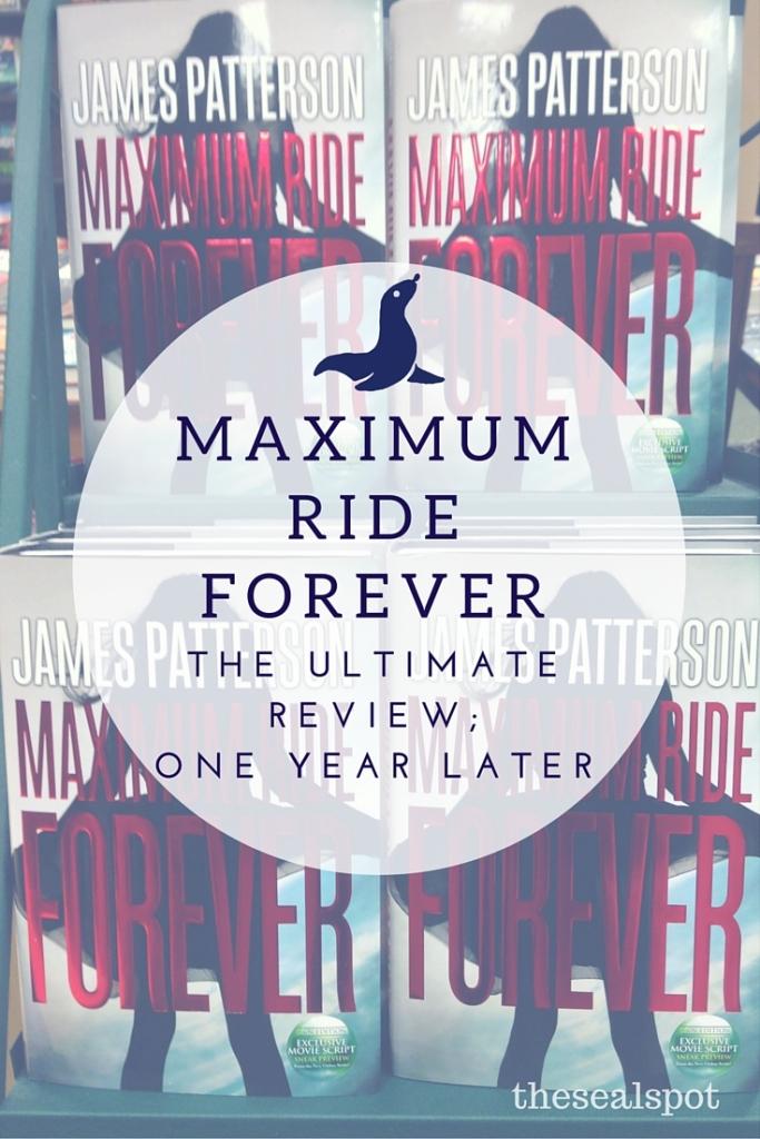 Maximum Ride Forever Review